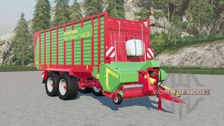 Strautmann Tera-Vitesse CFS 4601 DØ für Farming Simulator 2017