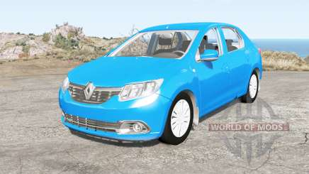 Renault Logan 2014 für BeamNG Drive