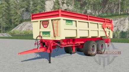 Leboulch Gold K160 XL pour Farming Simulator 2017