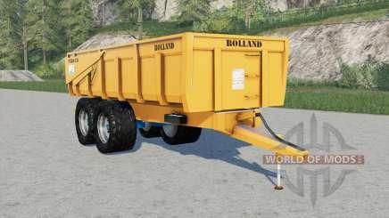 Rolland Turbo 13ⴝ für Farming Simulator 2017