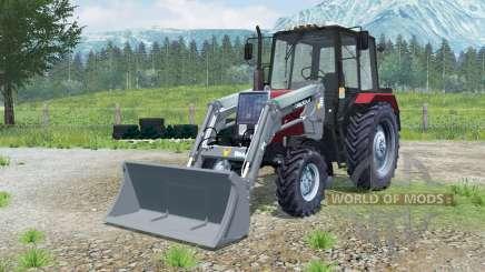 MTZ-920 Беларуƈ pour Farming Simulator 2013