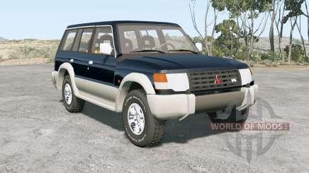 Mitsubishi Pajero Wagon 1993 pour BeamNG Drive