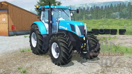 New Holland T7.Ձ60 pour Farming Simulator 2013