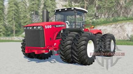 Versatile 500 v1.2.0.5 für Farming Simulator 2017