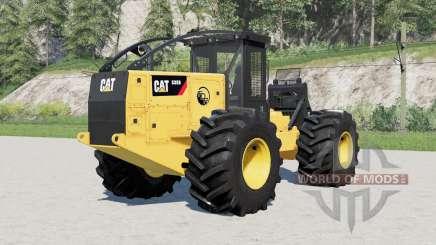Caterpillar 535D für Farming Simulator 2017