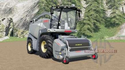 Claas Jaguaɾ 800 für Farming Simulator 2017