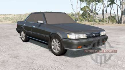 Toyota Chaser GT Twin Turbo (GX81) 1990 für BeamNG Drive
