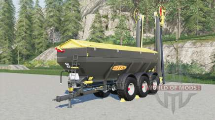 Bredal K165 XXL für Farming Simulator 2017