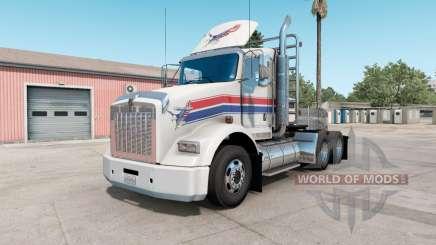 Kenworth Ƭ800 pour American Truck Simulator