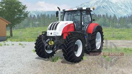 Steyr 6230 CVƬ für Farming Simulator 2013
