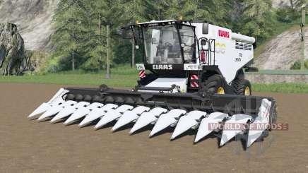 Claas Lexion 770 100th Aniversary Edition pour Farming Simulator 2017