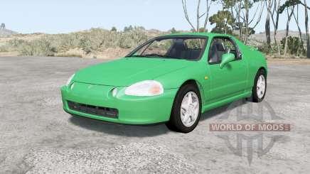 Honda CR-X del Sol SiR (EG2) 1992 v2.0 pour BeamNG Drive