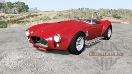 Shelby Cobra 427 (MkIII) v1.1 für BeamNG Drive