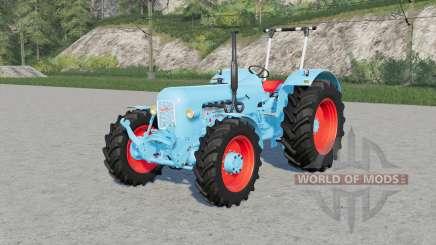 Eicher EA 800 v1.0.0.1 pour Farming Simulator 2017