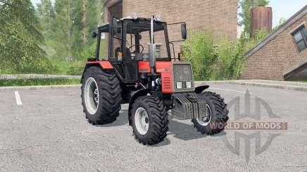 MTZ-892 Беларуƈ pour Farming Simulator 2017