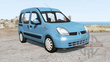 Renault Kangoo 2004 pour BeamNG Drive