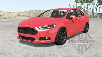 Ford Mondeo 2015 v1.1 pour BeamNG Drive
