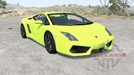 Lamborghini Gallardo für BeamNG Drive