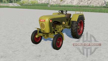 Hatz H3Ꝝ0 pour Farming Simulator 2017
