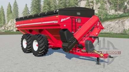 Brent Avalanche 1596 v2.0 pour Farming Simulator 2017