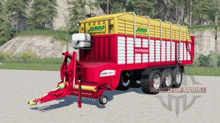 Pottinger Jumbo 10000 pour Farming Simulator 2017