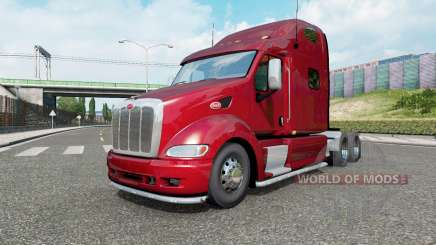 Peterbilt 387 2007 v1.4 pour Euro Truck Simulator 2