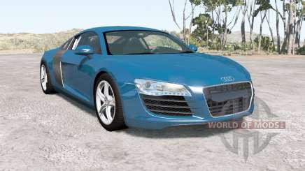 Audi R8 quattro 2007 pour BeamNG Drive