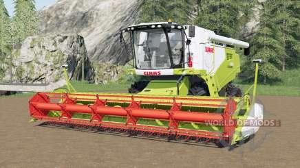 Claas Tucano 580 pour Farming Simulator 2017