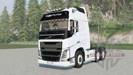 Volvo FꞪ16 für Farming Simulator 2017