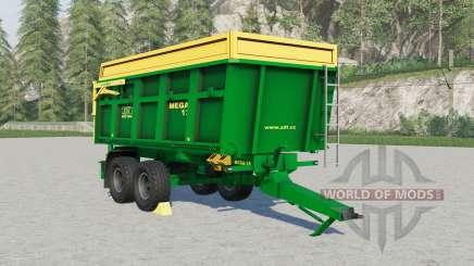 ZDT Mega 1ろ für Farming Simulator 2017