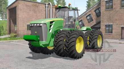 John Deere 96ろ0 pour Farming Simulator 2017