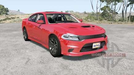 Dodge Charger SRT Hellcat (LD) 2015 v2.0 pour BeamNG Drive