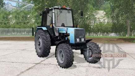 MTZ-1025 Беларуꞔ pour Farming Simulator 2015