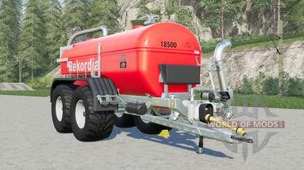 Meyer Rekordia MLS 18.000 für Farming Simulator 2017