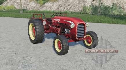 Bucher D 4000 für Farming Simulator 2017