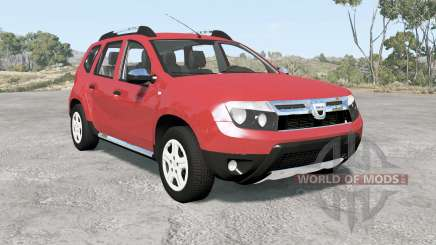 Dacia Duster 2010 pour BeamNG Drive