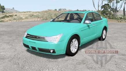 Ford Focus sedan (NA2) 2008 v1.01 pour BeamNG Drive