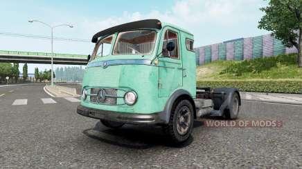Mercedes-Benz LPS 331 pour Euro Truck Simulator 2