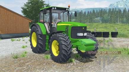 John Deere 69Ձ0 pour Farming Simulator 2013
