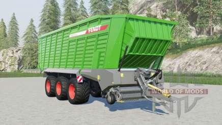 Fendt Tigo XR 100 D für Farming Simulator 2017
