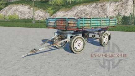 Autosan D-50 für Farming Simulator 2017