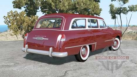 Burnside Special wagon v1.0.2.1 pour BeamNG Drive