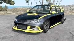 Hirochi Sunburst Blackline v2.0 pour BeamNG Drive