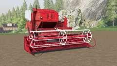 International Harvestor 1ꝝ1 pour Farming Simulator 2017