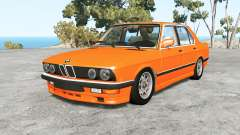 BMW M5 (E28) 1985 v1.18 pour BeamNG Drive