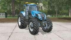Neue Hollanȡ T8.320 für Farming Simulator 2015