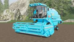 Bizon-Ƶ058 für Farming Simulator 2017