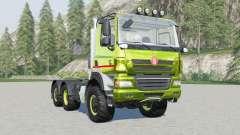 Tatra Phoenix T158 6x6 201Ձ pour Farming Simulator 2017