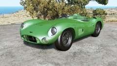 Aston Martin DBR1 1957 für BeamNG Drive
