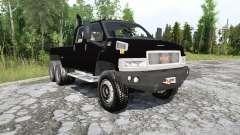 GMC TopKick C4500 pick'p 6x6 pour MudRunner